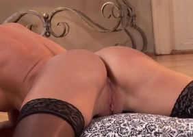 Mexicanas nuas se masturbando de lingerie transparente