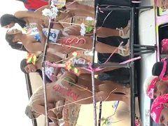 Gostosas nuas no carnaval 2020