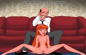 Familia Foda: Porno com Papai