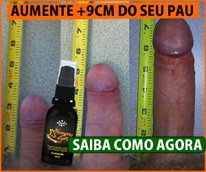 Aumente + 9CM do seu PAU!