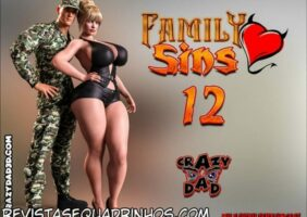 FAMILY SINS 12 (PT-BR) – CRAZY DAD COMPLETO!