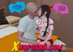 Ferias com Papai 2 - Quadrinhos eroticos